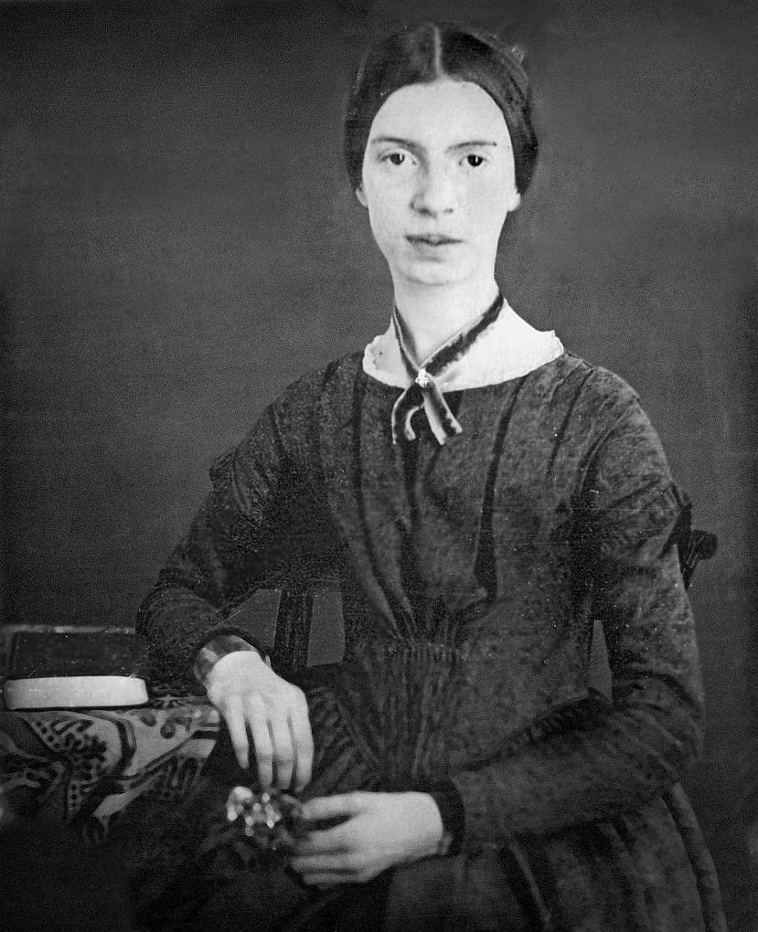 Emily Dickinson 1830 ... Autors: mei4aa Slavenu cilvēku neveiksmes pirms panākumiem #5