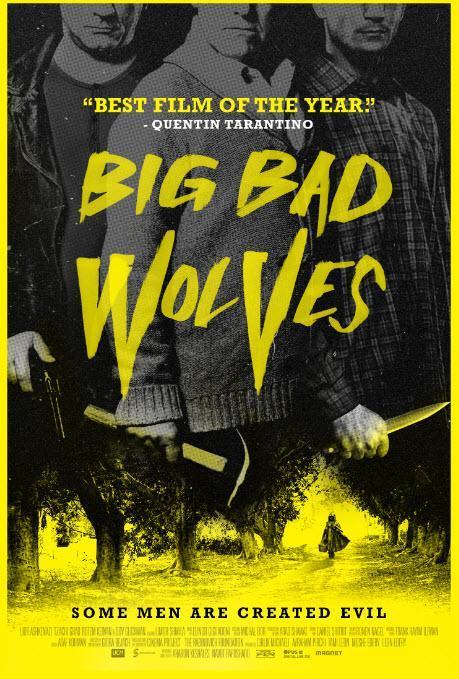 Big Bad Wolves Kinoteātros no... Autors: ČOPERS 2014.gada gaidītākās filmas #3