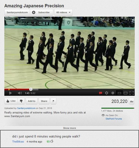 Autors: Diareja Smieklīgi youtube komentāri ..#10