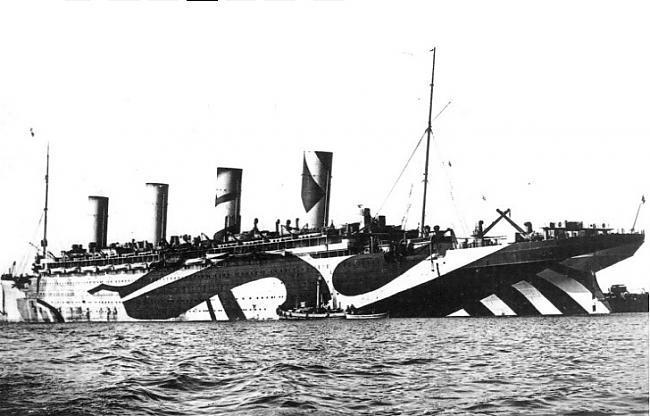 1915gads OlimpijaToreiz arī... Autors: Werkis2 Titānika māsas kuģis Olimpija.