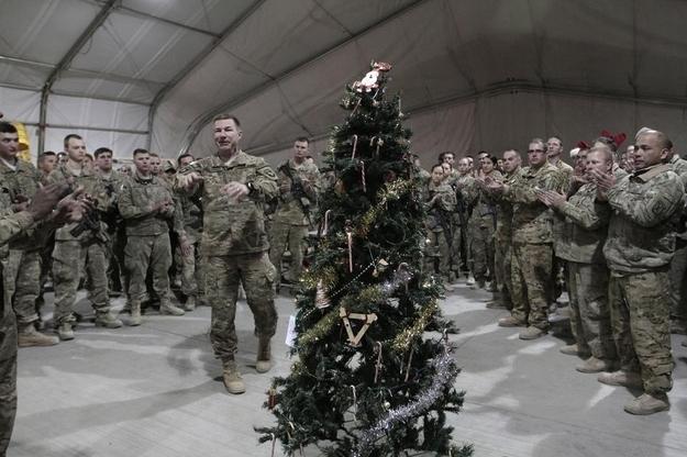 Autors: luvazhels ASV Karavīru Ziemassvētki!