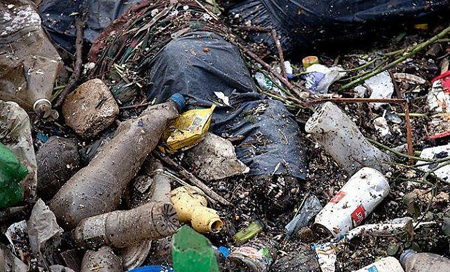 Upe ieguvusi brūnpelēku... Autors: msi11 Pasaulē piesārņotākā upe.