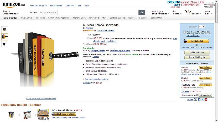 Mustard Katana grāmatu... Autors: Fosilija Superīgas preces internetā-2