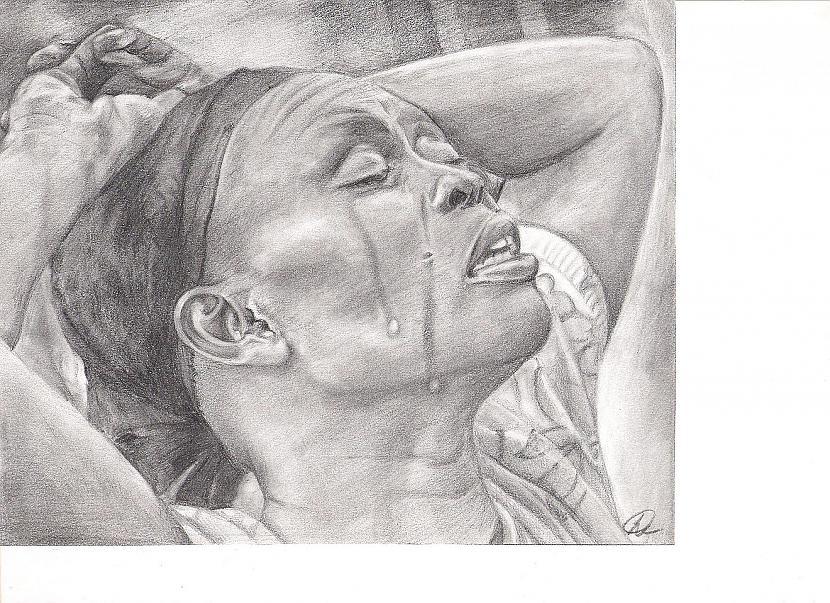 Varētu teikt ka pirmais... Autors: Ostina Jauns zīmējums + 2013.gada darbi+senāki