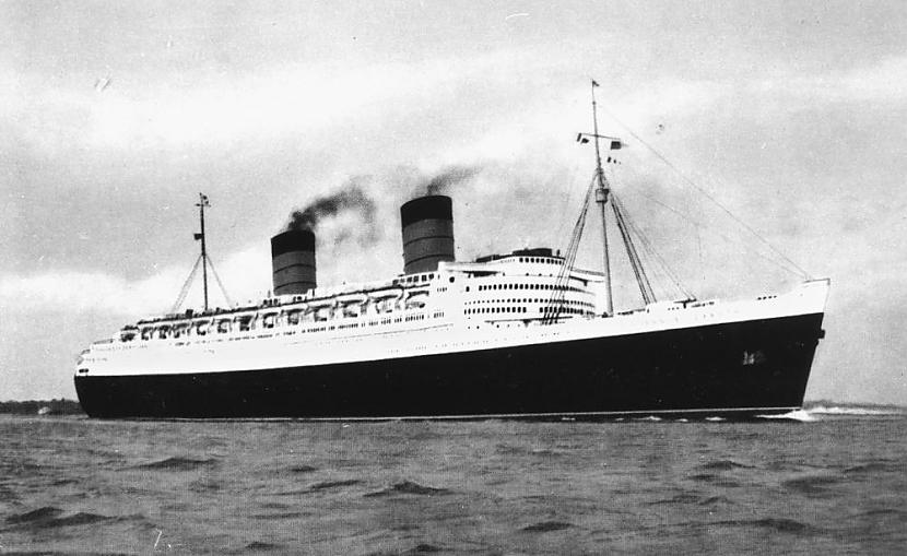 nbspQueen Elizabeth  pēc... Autors: Kapteinis Cerība Kuģa Queen Elizabeth bojāeja