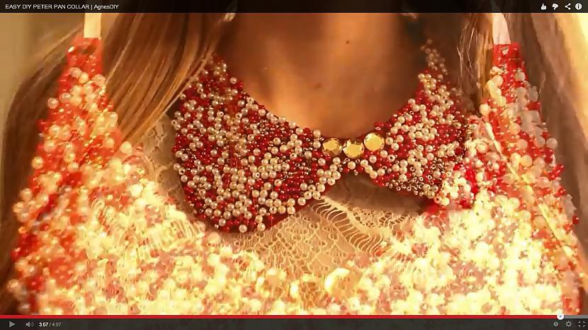 Autors: AgnesJ Peter Pan Collar DIY