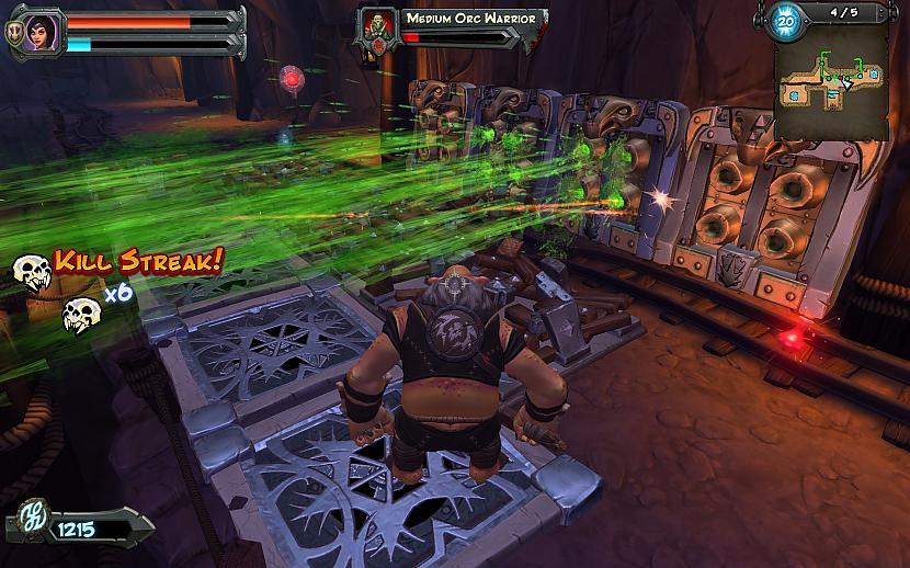 Orcs Must Die 2 Orku klape var... Autors: Hindenburg Inside Gamers [ II ]