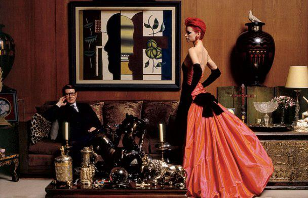1960gadā Senlorāns tika... Autors: QOED Slavenākie modes dizaineri un zīmoli...