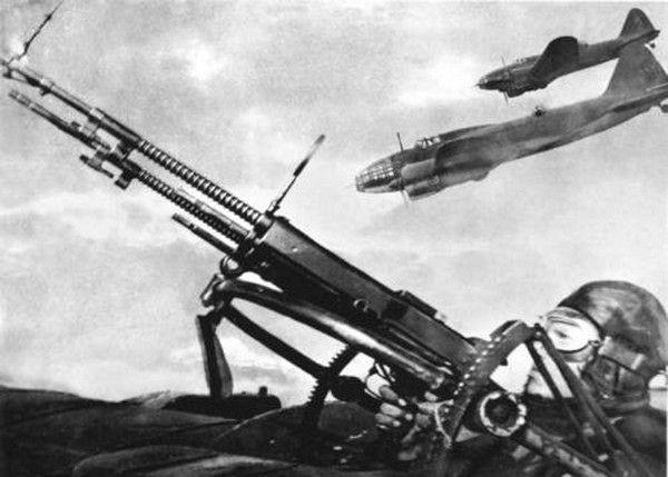 Aviācijas ložmetējs... Autors: Niknā mirāža Slavenākie ražojumi no Tulas ieroču rūpnīcas