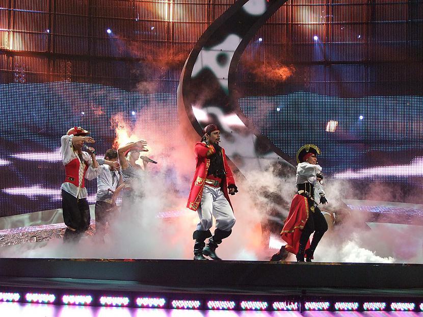 2008gads grupanbsp Pirates of... Autors: rozalidija Erovizijas dalibnieki no Latvijas 2000-2014 gads.