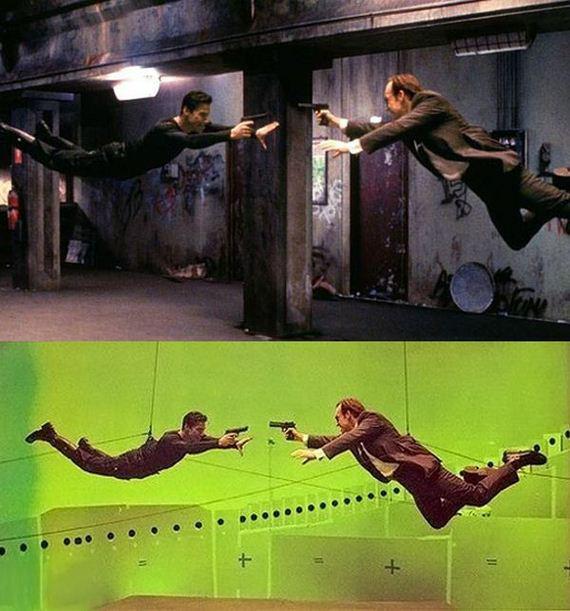 Matrix Autors: lolibobs Kā izskatās filmas bez specefektiem. 2. Daļa