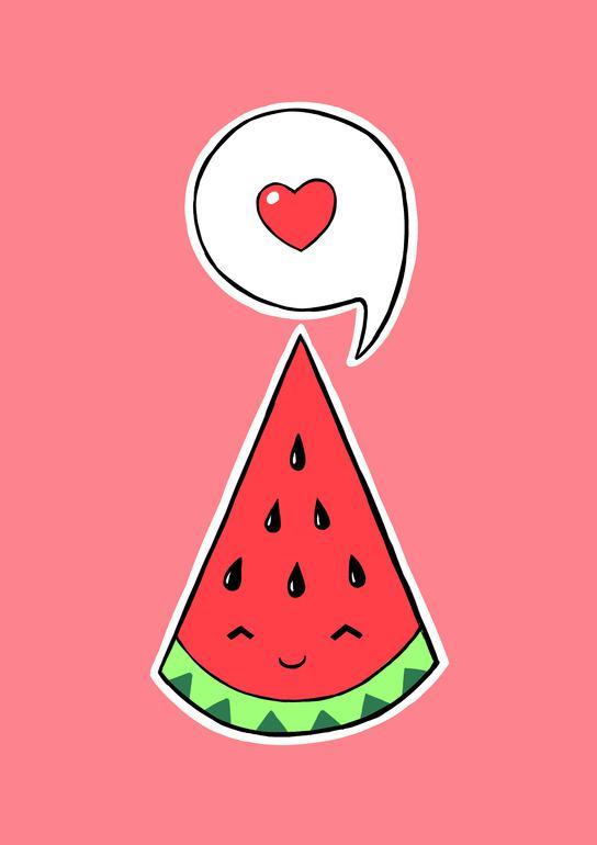 Ceturtais padoms Neēd arbūzu... Autors: Lola1 Dzīve kļūst vieglāka.