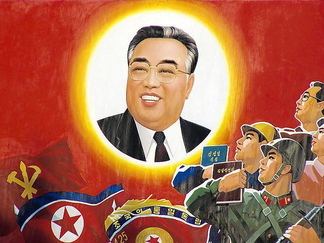 Balstoties uz Ziemeļkorejas... Autors: Mūsdienu domātājs Visi vēlas būt kā viņš!