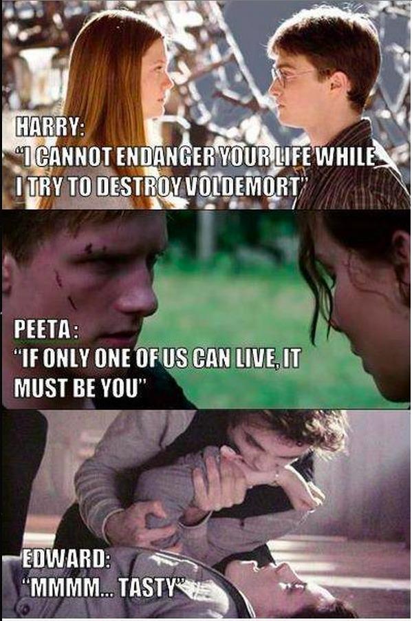 Autors: hagisons112 Hunger Games vs. Twilight