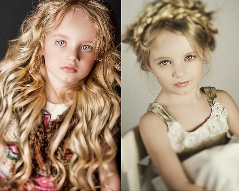 Evelina Voznesenskaya Autors: VinnijsPūks00 Pasaulē skaistākie bērni.