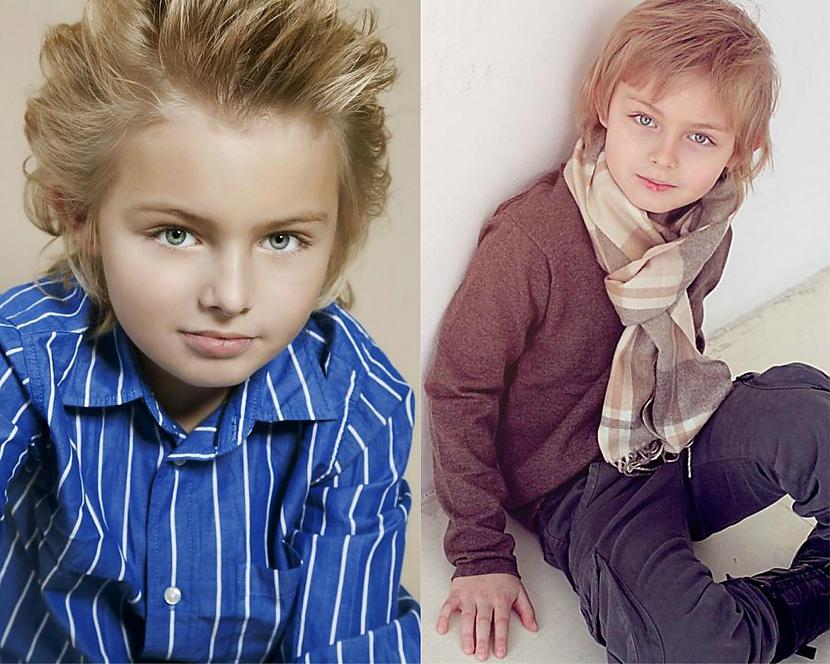 Erop Leos Autors: VinnijsPūks00 Pasaulē skaistākie bērni.