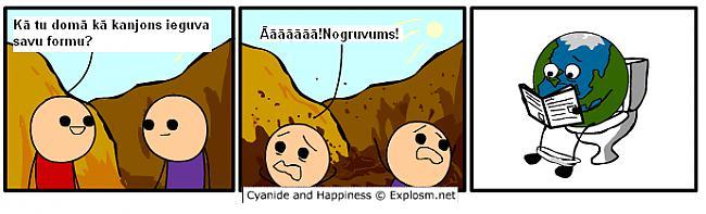Autors: Mārtiņš2 Cyanide & Happiness LAT #9