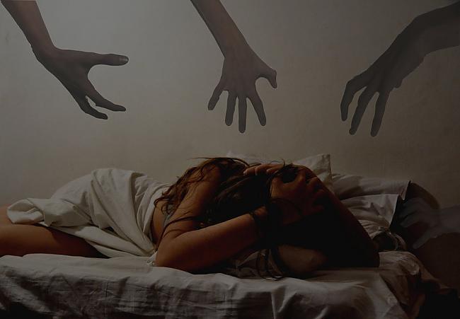 Clinophobia ir bailes no... Autors: Mr Mask Fakti kurus ir vērts uzzināt !