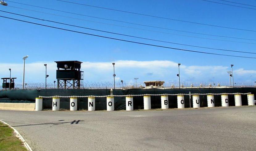 Scaronī ir nometna ar... Autors: msi11 Gvantanamo teroristu cietums