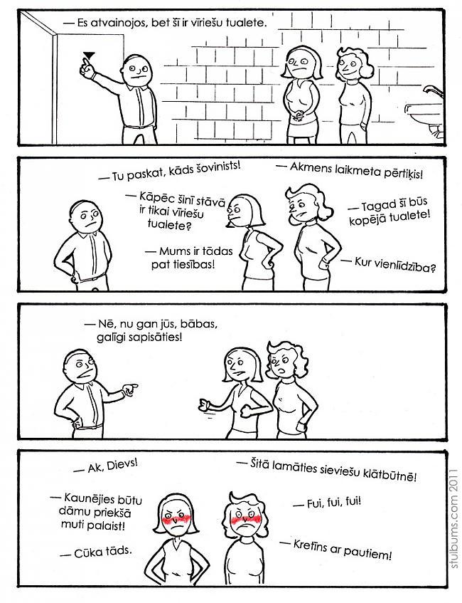 Autors: bigbos Komiksi kas atšķiras no citiem.