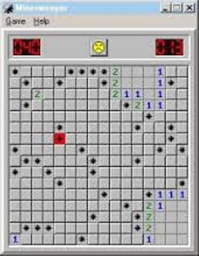 Mineswaper Pat tagad kādā... Autors: The Diāna Atceries? Tavas bērnības spēles.