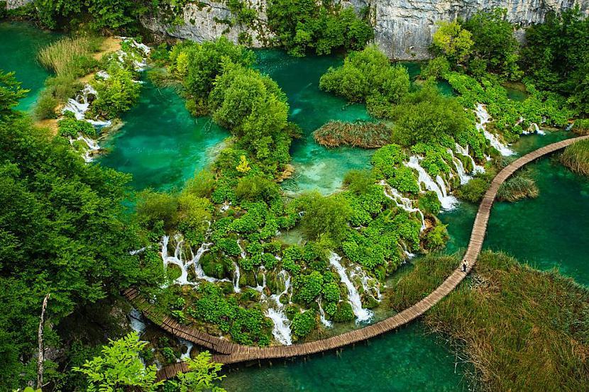 Nacionālā parka Ūdenskritumi... Autors: AdriansLV 10. skaistākās vietas uz planētas