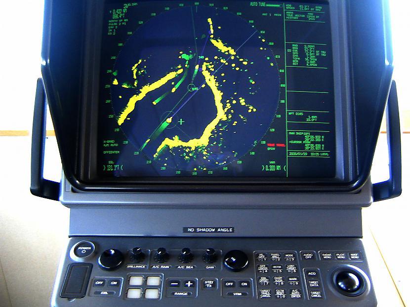 RadarsRadars jeb radiolokators... Autors: Fosilija 5 fizikas fakti, kuri tev patiks. [5]