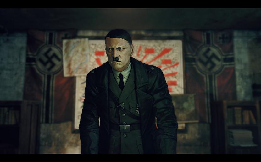 Sekojoscaroni tika veikti... Autors: MONTANNA Hitleram nebija sēklinieki!