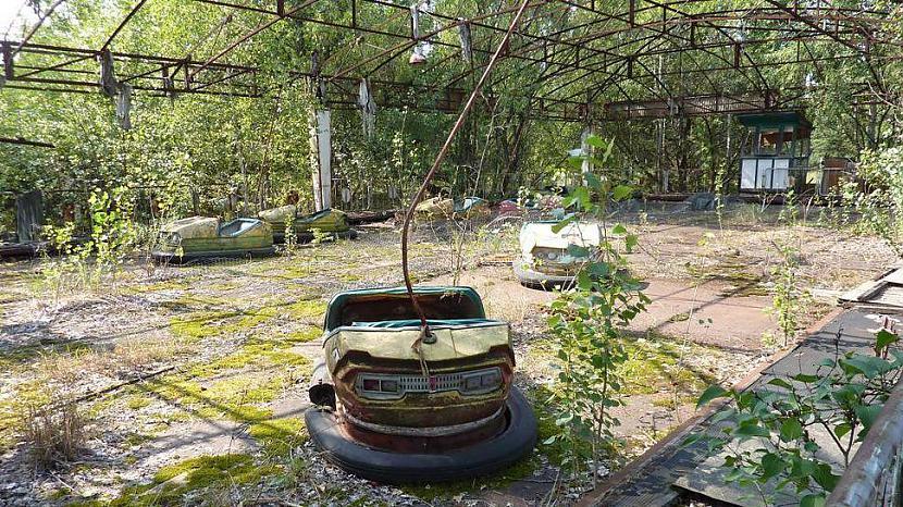Černobiļa Ukraina Autors: SinagogenBombardiren Pasaules interesantākās pamestās vietas