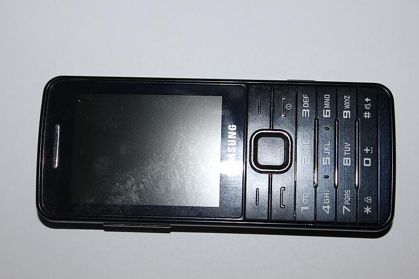 Samsung S5611 podziņtelefons... Autors: Werkis2 Samsung S5611 podziņtelefona apsakts.