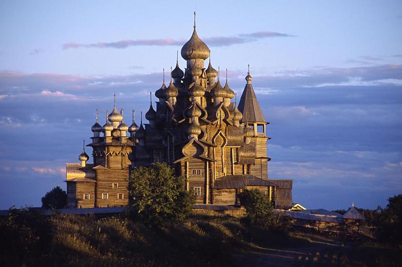 Arhitektūra Sākumā tika... Autors: Fosilija Lietas ,kas jāzina par Krieviju.