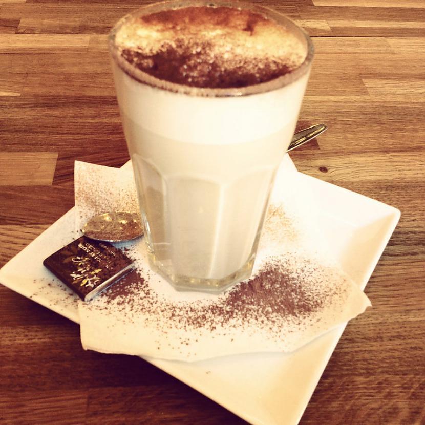 Lai pagatavotu Chai Latte tev... Autors: ruutainaa Dzērieni sirds siltumam