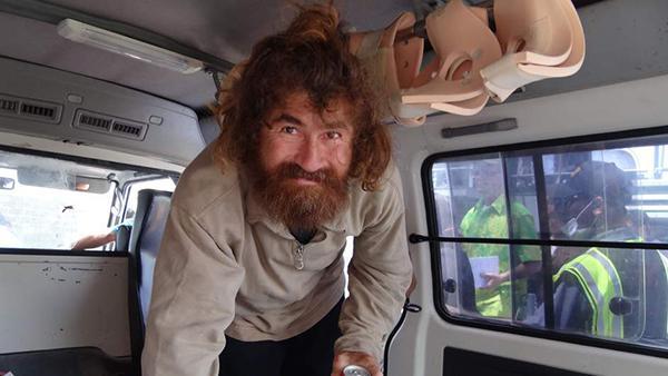 Tātad scaronis kungs Džozē... Autors: pofig Zvejnieks, kurš pazuda jūrā 13 mēnešus