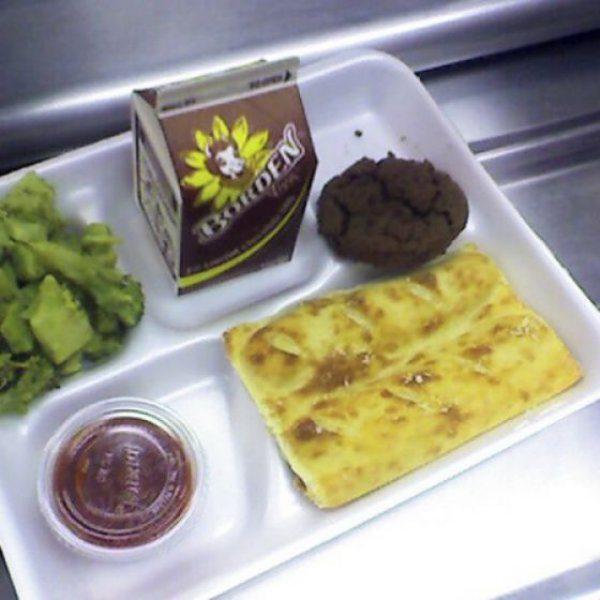 Autors: Azizi Vai vari uzminēt kura ir skolas pārtika un kura cietuma?