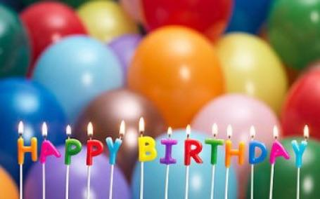 Vairāk cilvēki svin dzimšanas... Autors: esterefris Fakti par dzimšanas dienām!!!