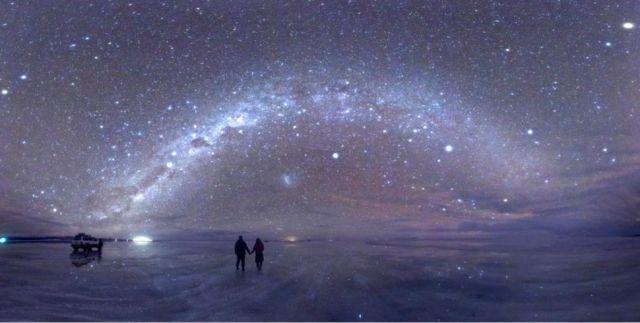 Salar De Uyuni Bolivia Autors: im mad cuz u bad Kur vislabāk pavadīt Valentīndienu?