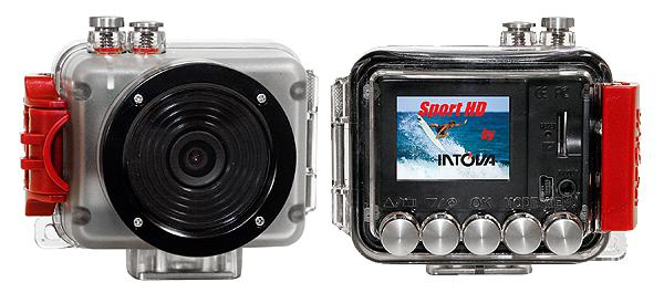 4 vietanbspINTOVA Sport HD II... Autors: FINE Zemūdens kameru TOP10
