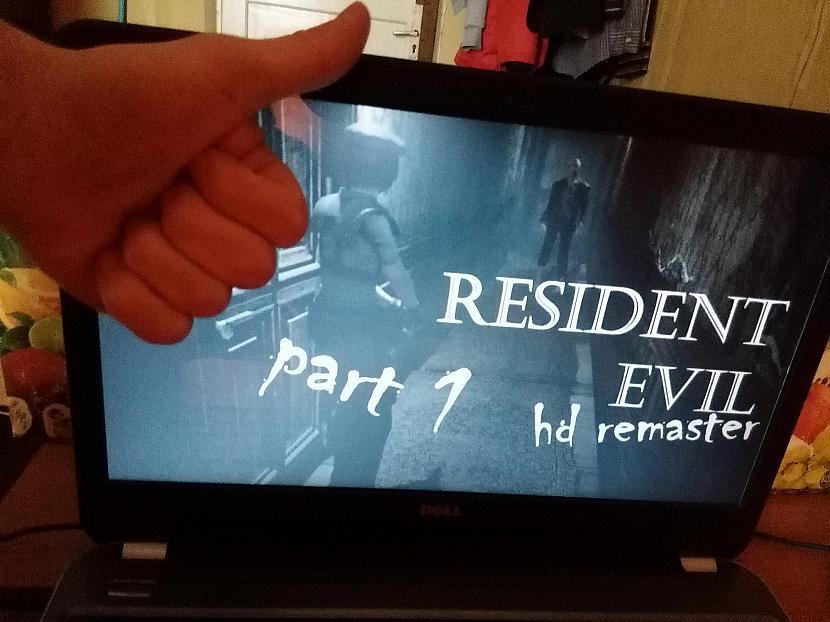 Autors: bgcentrs Gigantiskā Pils - Resident Evil HD Remaster part #1