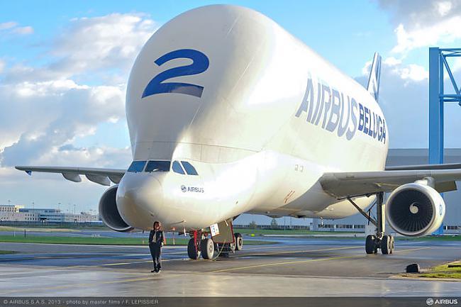 nbsp nbspScaronī... Autors: Mao Meow Airbus Beluga - lidmašīnu pasaules valis