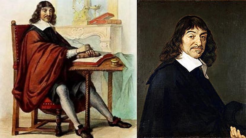 Matemātiķis Dekarts savas... Autors: QOED Ģēniju dīvainības #2