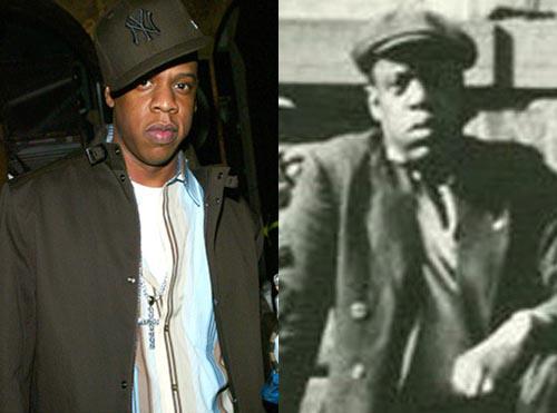 """Jay Z  Puisis vecā ņujorkas... Autors: VecisPaDzīvi Slavenības kuras """"Ceļo laikā"""""""