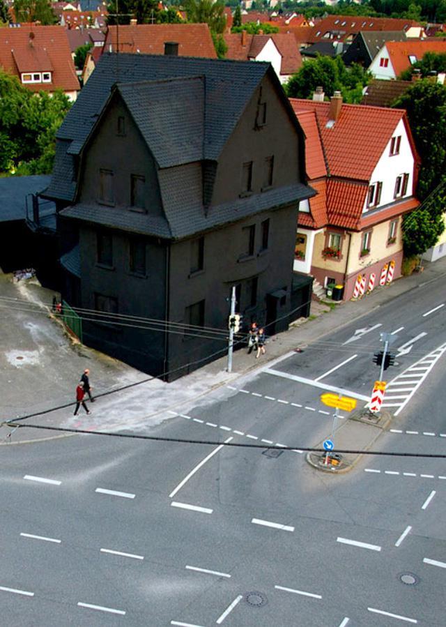 Reāla māja Vācijā Autors: kaķūns Nē, tas NAV fotošops!