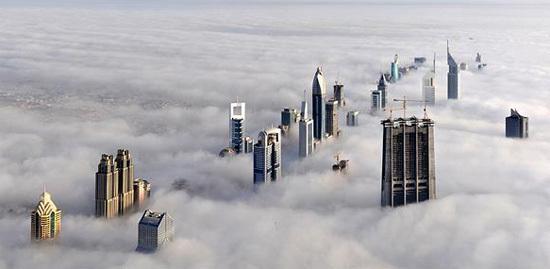 Dubaijas debesskrāpji Autors: kaķūns Nē, tas NAV fotošops!