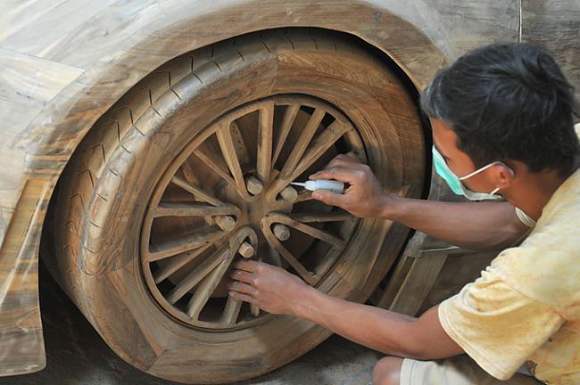 Autors: DeathIsComing Bugatti Veyron Super Sport  no koka.