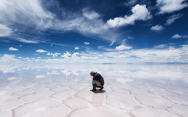 Autors: Lords Lanselots Pasaulē lielākais sāls ezers!!!!