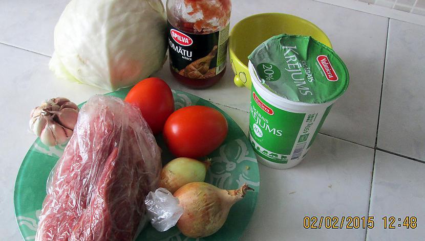 Visi produkti uz galda iznemot... Autors: rasiks Šorīt brokastīs. Nopietni jokojot