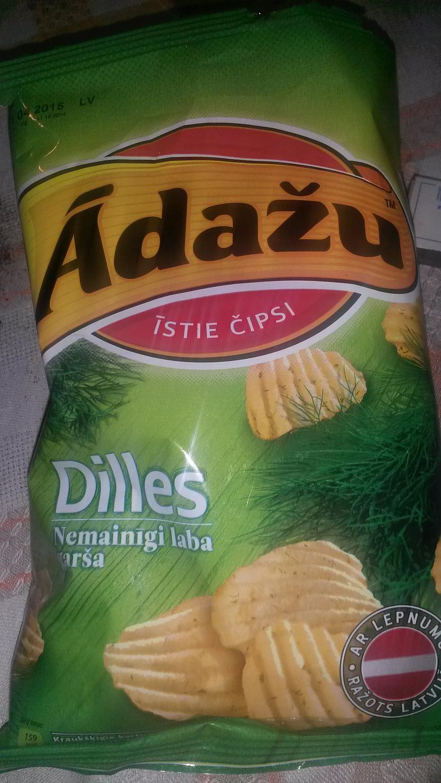 pārtikas veikalā pirkta paciņa Autors: rukšukskrienam Vai kartupeļu čipsi deg?