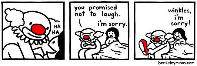 Autors: kaķūns Nevainīgie komiksi