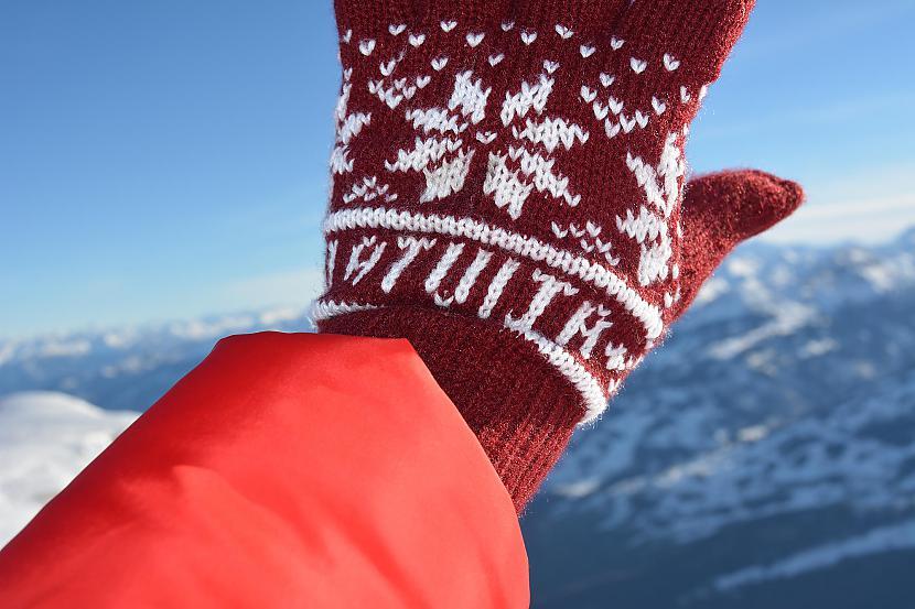Patriotiskais foto Chaserrugg... Autors: Fosilija Vai nu šādu ziemu, vai nekādu