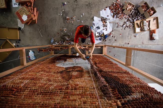 Lai iegūtu pascaronas... Autors: kaķūns Tējmaisiņi rāmī jeb 50 shades of brown